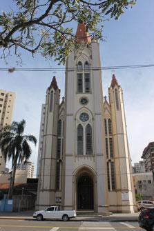 Catedral Sagrado Coração de Jesus - União da Vitória