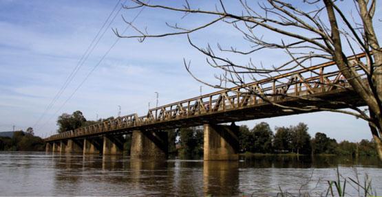 Ponte Machado da Costa | Ponte de Ferro