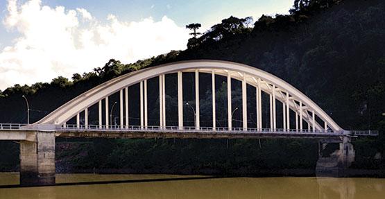 Ponte Manoel Ribas | Ponte do Arco - União da Vitória