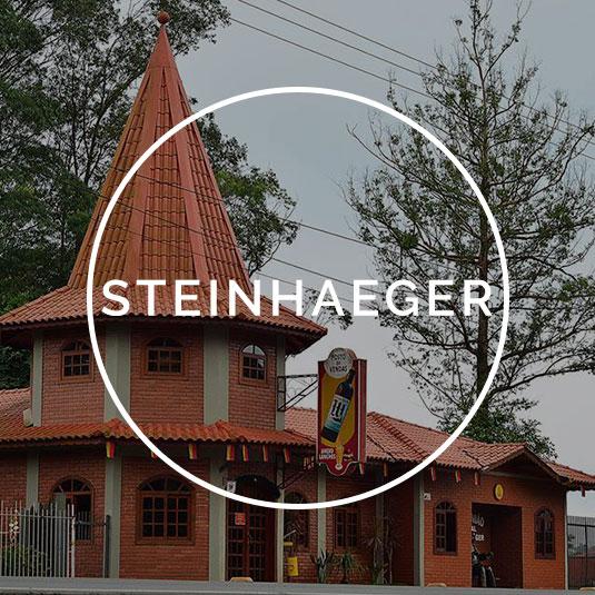 Saborear um Steinhaeger