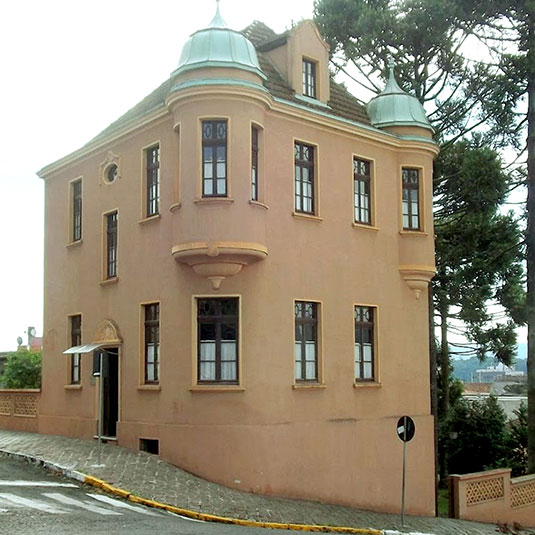 Casa Cultural Aníbal Khury - Castelinho
