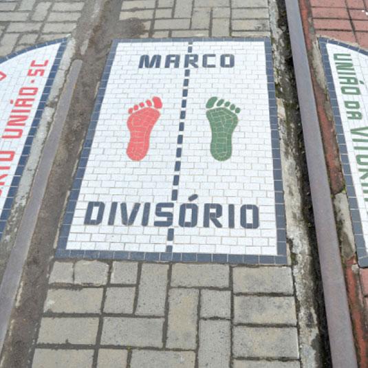 Praça da Divisa