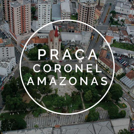 Praça Coronel Amazonas