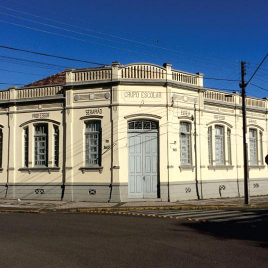 Escuela Municipal Profesor Serapião