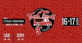 3º Festival de Food Truck