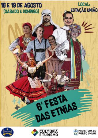 6º Festa das Etnias
