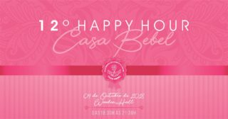 12° Happy Hour Casa Bebel