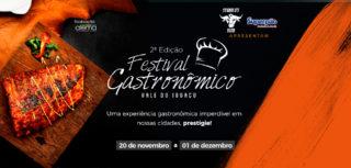 O 2º Festival Gastronômico Vale do Iguaçu
