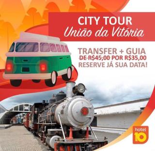 City Tour Panorâmico União da Vitória